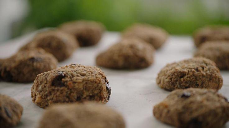 Havermoutkoekjes met chocolade | VTM Koken