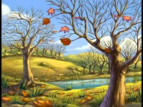 A fenyőfa (Andersen mesék) - YouTube