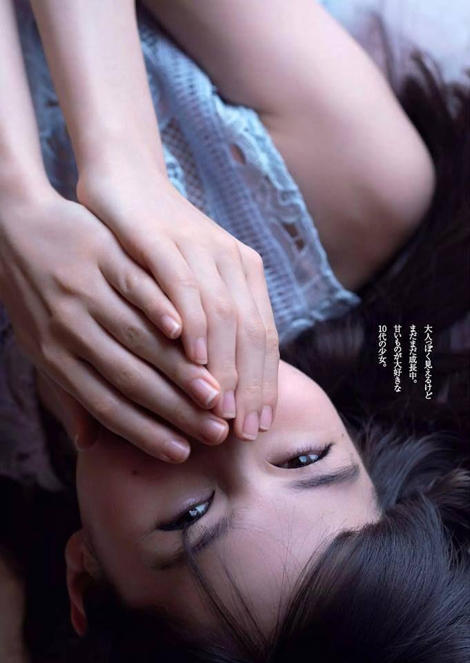 Nakajo Ayami (中条あやみ) #japan #japanidol #japangravure #gravure #gravureidol #nicebody #idol #model #actress