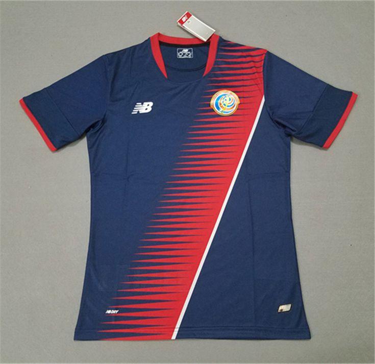 Costa Rica away Soccer Jerseys 17-18 season #costaricajersey