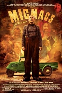 Micmacs - by Jean-Pierre Jeunet the director of the movies Amelie and Delicatessen