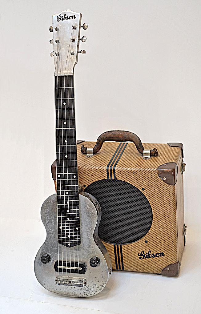 1930 S Gibson E 150 Eh 150 Amp Lap Steel Guitar Vintage Electric Guitars Lap Steel