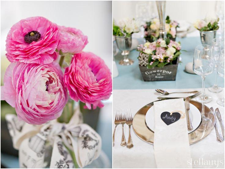 Tarryn & Richard's wedding at Oakfield Farm_Decor