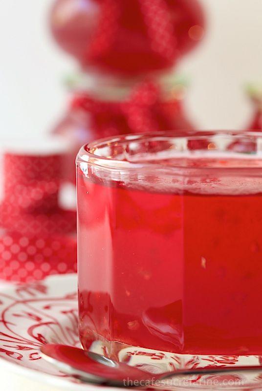Cranberry Sriracha Pepper Jelly