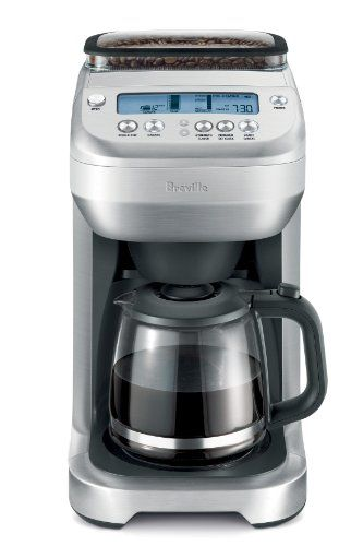 Breville BDC550XL The YouBrew Glass Drip Coffee Maker - http://teacoffeestore.com/breville-bdc550xl-the-youbrew-glass-drip-coffee-maker/