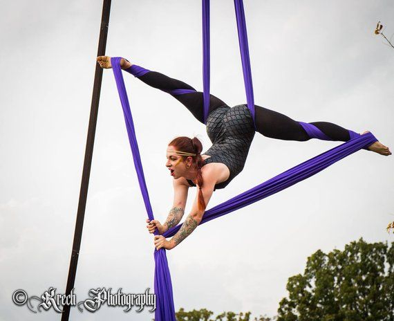Aerial Silks and Aerial Hardware Kits