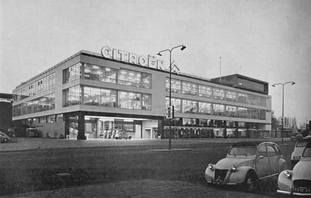 17 beste afbeeldingen over amsterdam b w op pinterest for Citroen garage 93