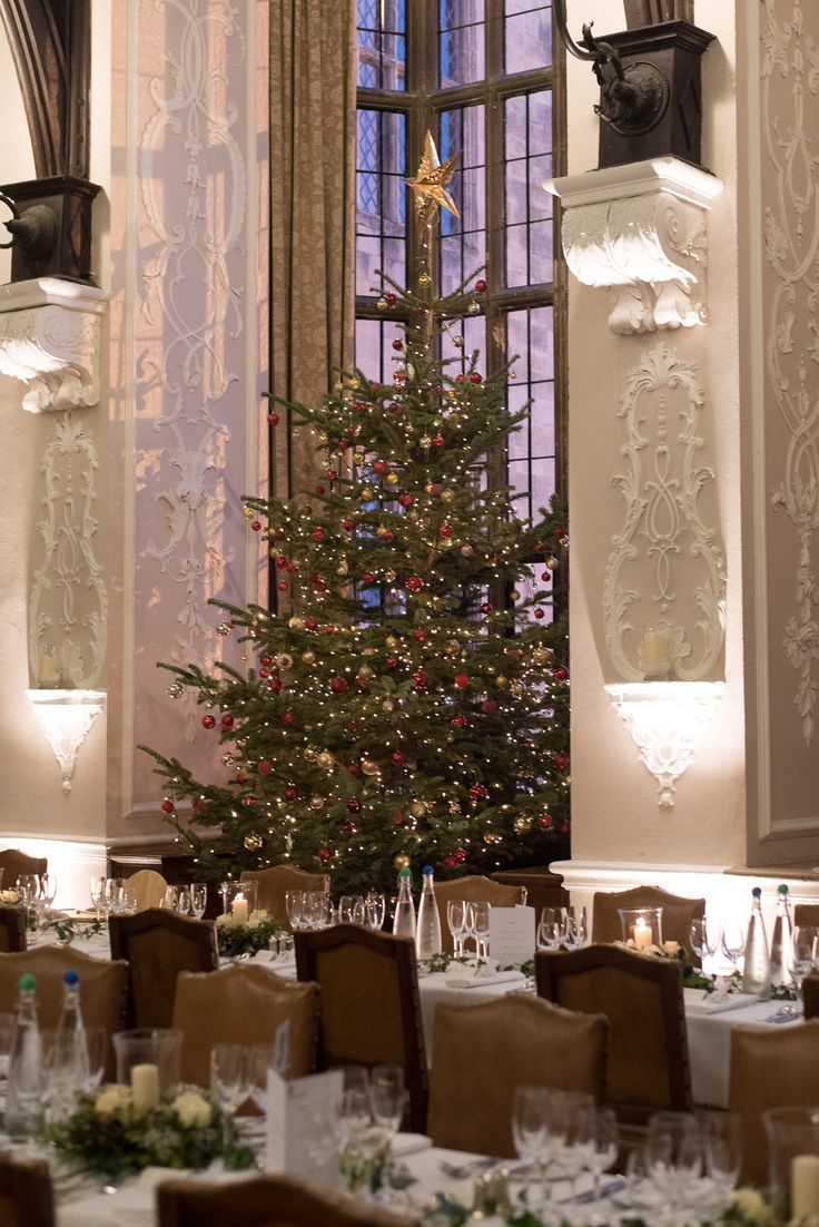 Christmas At Wiston House Sussex Wedding Parties Venue