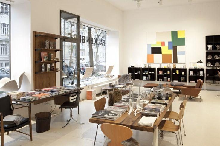 Falkenberg Concept Store München