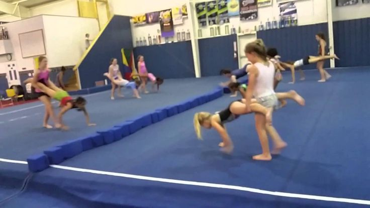 Wheelbarrow Roundup (Gymnastics/Fitness/Kids/Games)