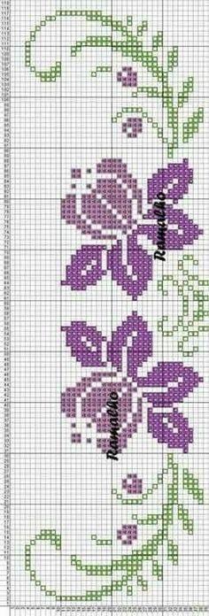Resultado de imagen para diseños para realizar con punto cruz