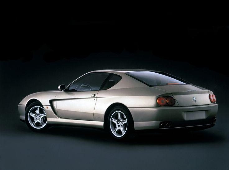 Ferrari 456 M GT Worldwide '2003