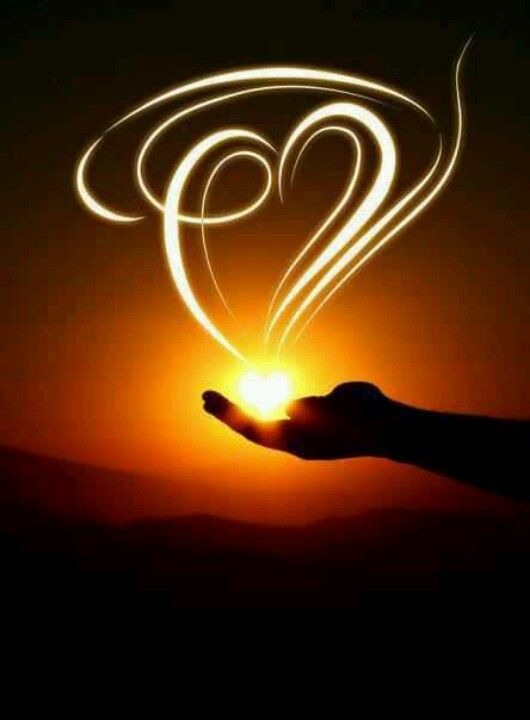 Reiki love and light- you hold it in the palm of your hand- it holds infinite potential for you to share with all creation.  All you have to do is choose to share and let whom ever will... choose to receive.