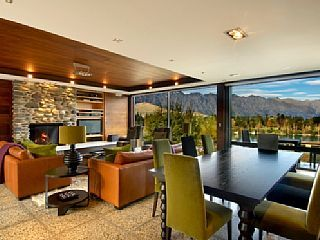 Lakeview, Queenstown   Stylish decor and fabulous views   Sleeps 8 from $1,745 p/n