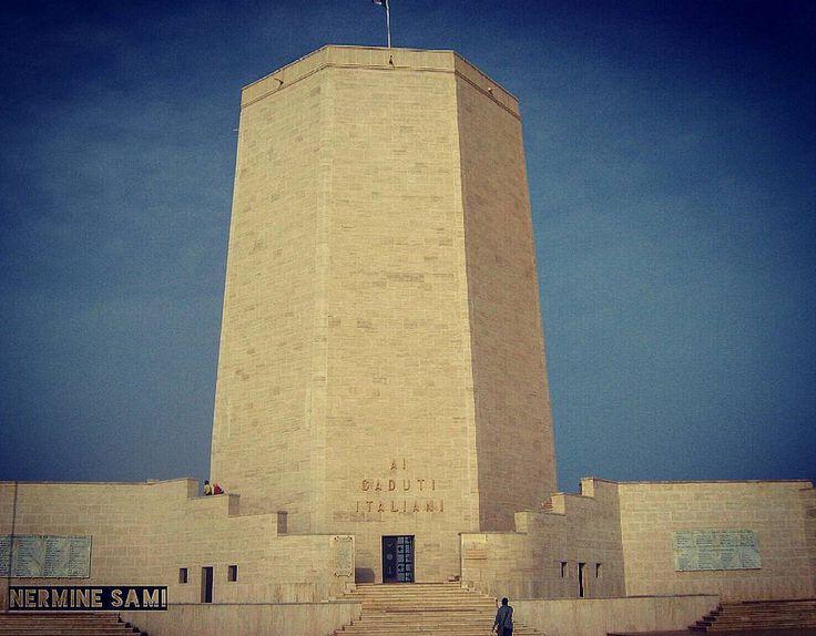https://flic.kr/p/GQ83oj   Italian memorial world war cemetery,#alamein ,#memorial ,#militarymemorial ,#italiancemetary ,#soldiers ,#caduti ,#soldats,#soldati ,#italiani ,#secobdaguerramondiale ,#ww2 ,#wwii ,#wwiimemorial,#egypt ,#egypte ,#egitto ,#architecture ,#war ,#guerra ,#gue
