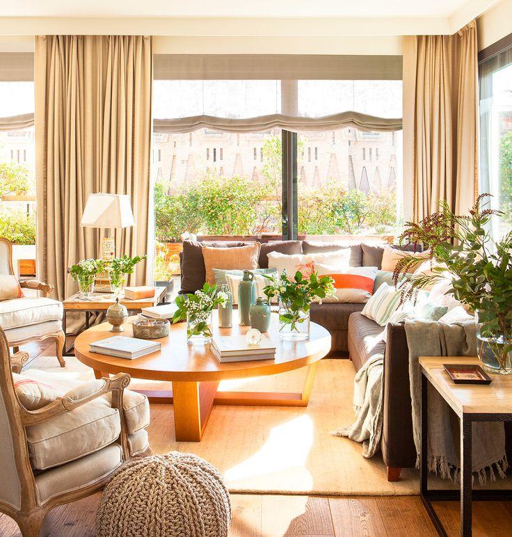 17 mejores ideas sobre estilos de cortina en pinterest for Estilos de cortinas