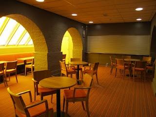 Een foto van ons eigen BHIC-café in 's-Hertogenbosch