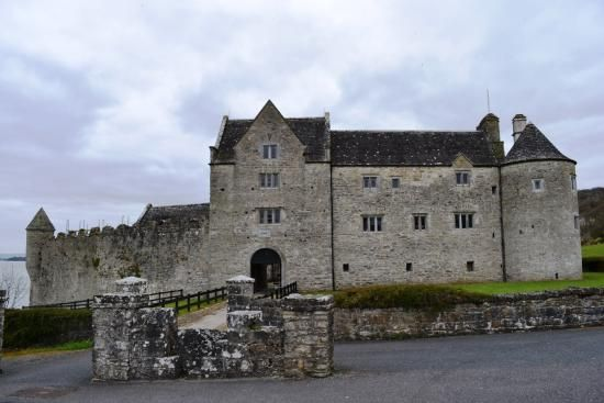 Parke's Castle, East Coast of Lough Gill - tour boat goes from here too.