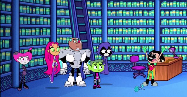 183 Best Teen Titans Go Images On Pinterest  Teen Titans -7245