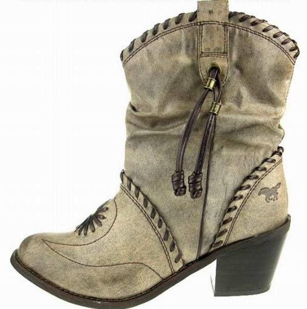 MUSTANG Women's Boots - current Autumn Trade