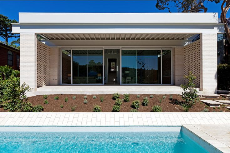 Bold design with industrial influences has been complimented by concise building on this award winning project. Ensuring coordination with bushfire requirements, the project includes a spectacular free standing pool in a stunning setting. It has won plaudits for the design and a collection of awards. Architect Chenchow Little Architects Project Gallery Share This …