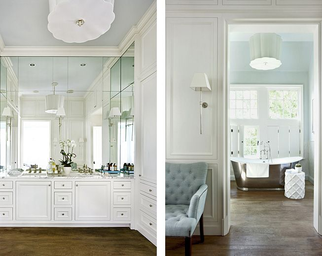 Havens South Designs loves this Buckhead Manor by Beth Webb Interiors