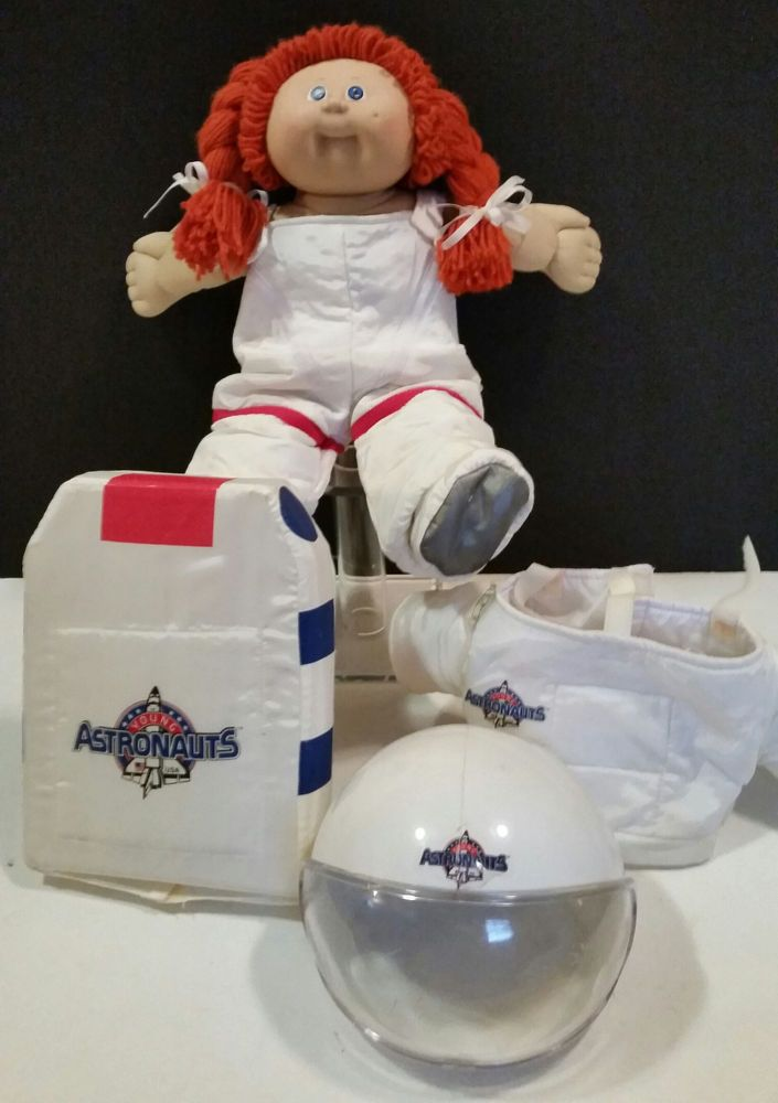 young astronauts cabbage patch doll - photo #30
