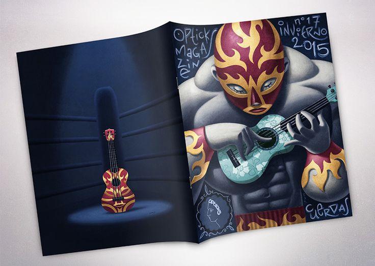 Opticks magazine 7