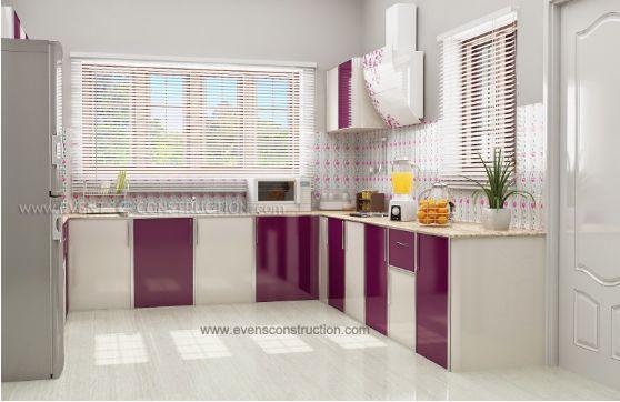 12 Colorful Kitchens Inspiration | HOME DESIGN