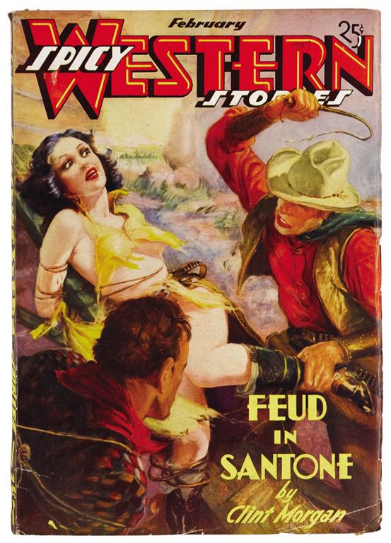 21 best pulp - wild west magazines images on Pinterest | Magazine ... | title | magazine west
