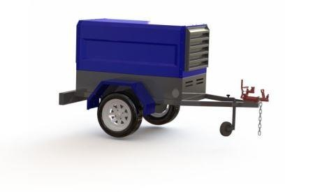Small Range Mobile Generators and Diesel Welders. Up to 500A DC