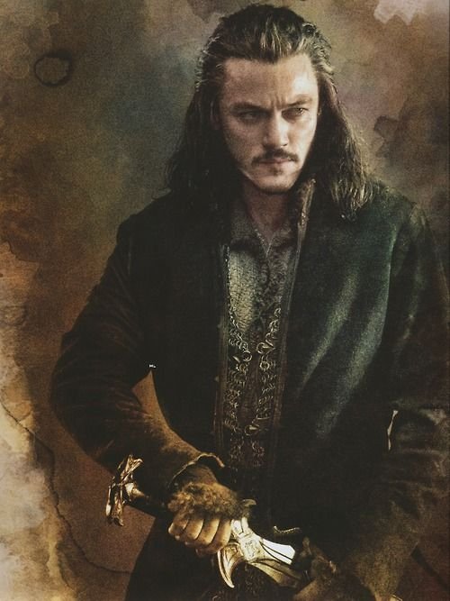 The Hobbit: The Battle of the Five Armies #Bard