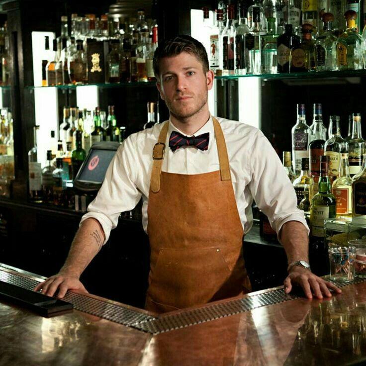 Craft Cocktail Bartender Attire