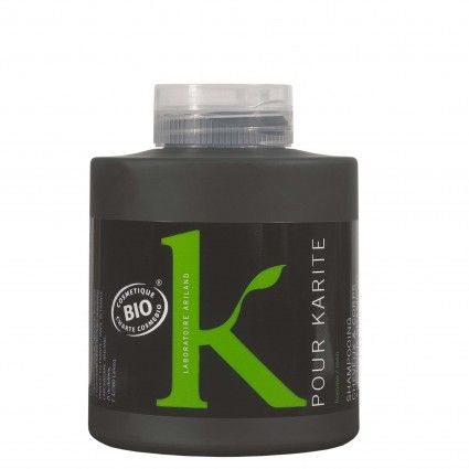 Xampú i gel de dutxa per a homes de K pour Karité