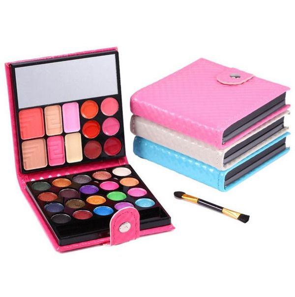Unique Wallet Design 32-Color Eyeshadow Palette Makeup Cosmetic #Eyeshadow