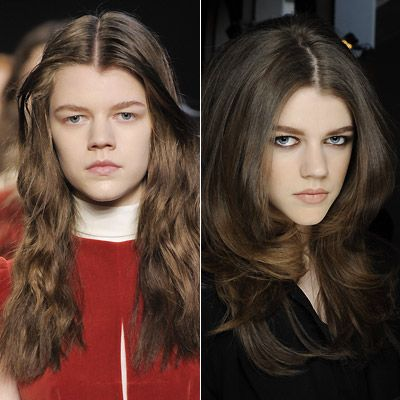 Models without makeup .....for all those girls who do think they are pretty enough