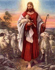 """The Lord is my Shepherd..."