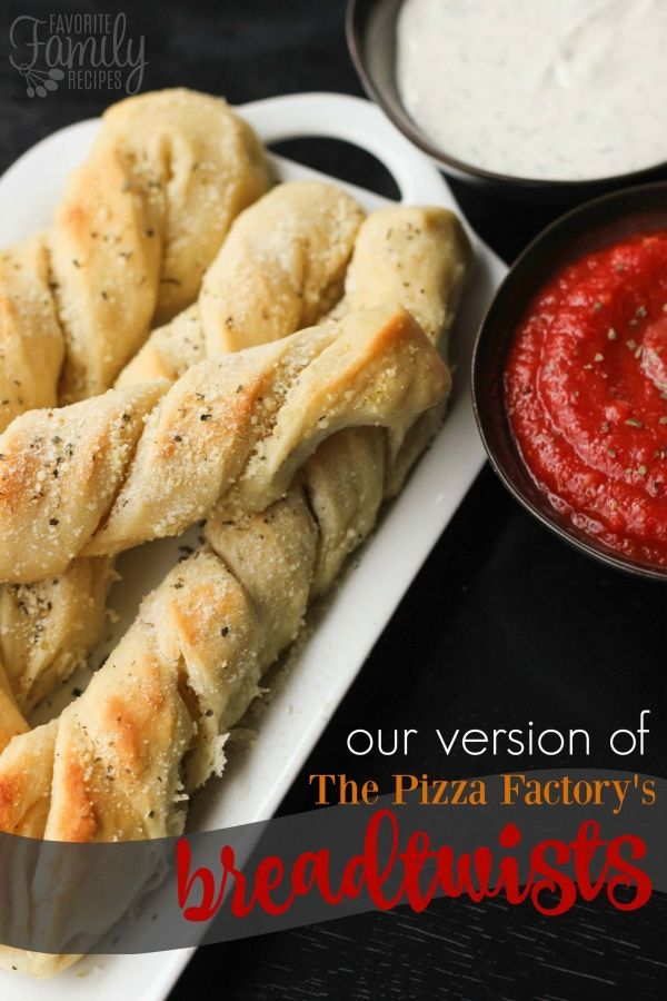 This recipe for Breadtwists (twisted bread sticks) is so easy and sooo good! Inspired by our love of the breadtwists at the Pizza Factory in Utah.