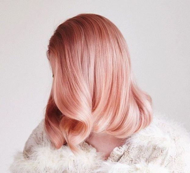 Les cheveux roses, la tendance Mon petit poney jusqu'au bout des pointes