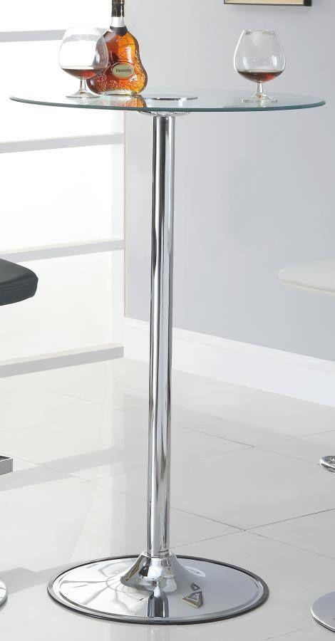 Coaster Furniture LED Bar Table