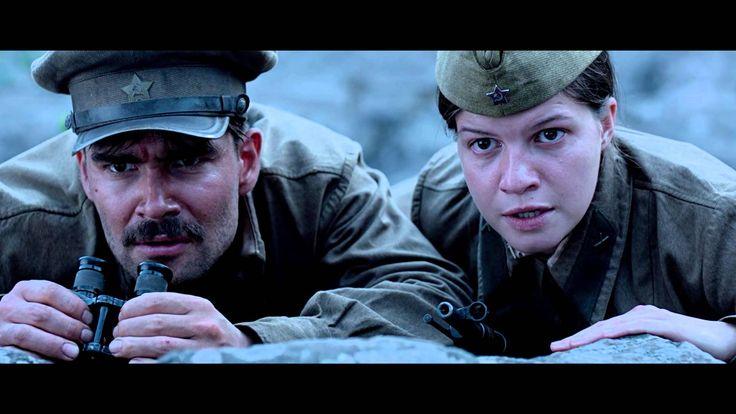 ...a jitra jsou zde tichá - ruské válečné drama z roku 2015. Viděla jsem původní film z roku 1972 už jako malá a vždy si popláču. Nová verze je ale taky dobrá.