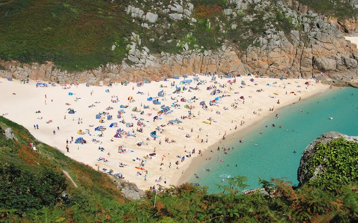 Whether you're looking for swimming, surfing, or strolling, these are the best beaches you'll find in England. Read on.