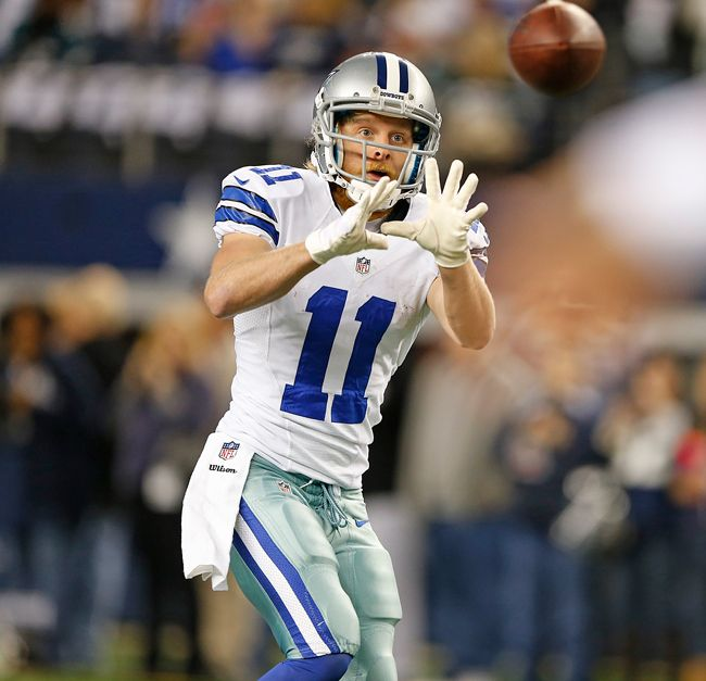 Talking Points: Cole Beasley