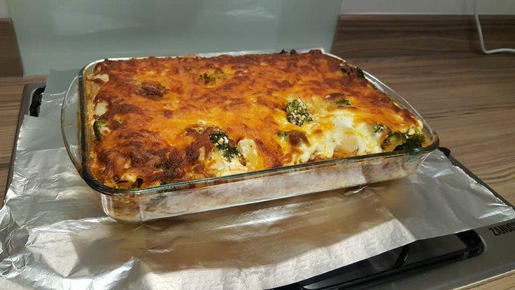 Rakott karfiol és brokkoli, tele minden jóval! Észveszejtő finomság, amivel bárkit elbűvölhetsz!