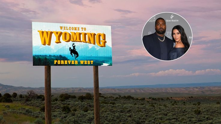 Kanye West And Kim Kardashian West Snap Up Second Wyoming Ranch Kanye West And Kim Wyoming Kanye West