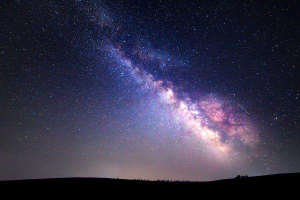 Milky Way Night Landscape Night Landscape Milky Way Fine Art Landscape Photography