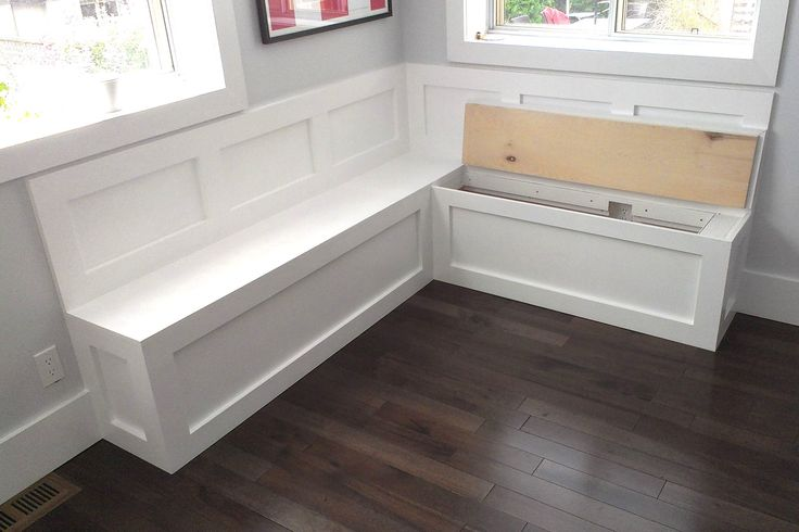 how to build storage benches - Google Search