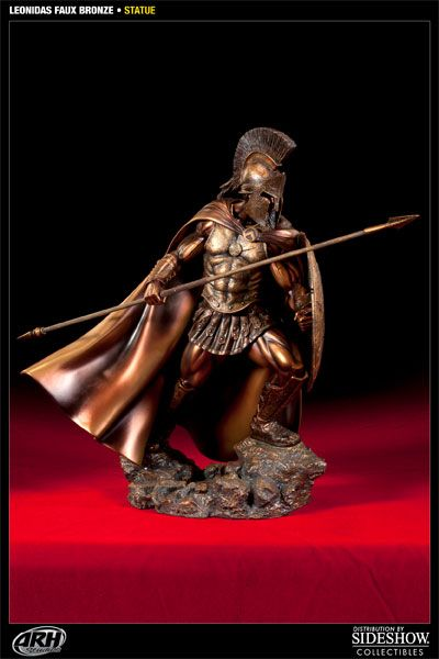 Sideshow Collectibles - Leonidas Statue