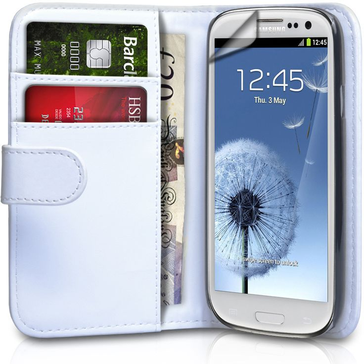 New Case - Samsung Galaxy S3 i9300 Leather Wallet Case - White, $9.95 (http://www.newcase.com.au/samsung-galaxy-s3-i9300-leather-wallet-case-white/)