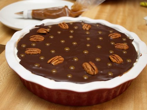 Turtle Ice Cream Pie | Desserts | Pinterest